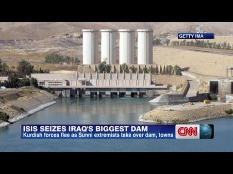 Iraq-Mosul Dam