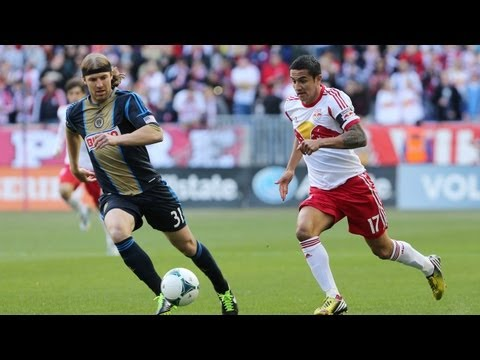 HIGHLIGHTS: New York Red Bulls vs Philadelphia Union | March 30, 2013
