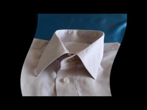 Как накрахмалить воротник рубашки в домашних условиях