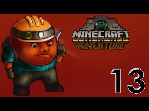 Minecraft Adventure: 13я серия