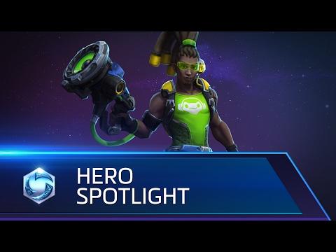 Heroes of the Storm Lúcio Spotlight