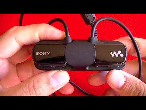 Sony NWZ-W273, reproductor MP3 a prueba de agua