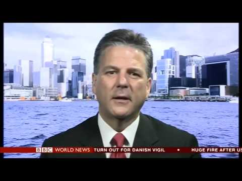 BBC World Asia Business Report - Peter Levesque, AmCham HK Chairman Interview, Feb 17