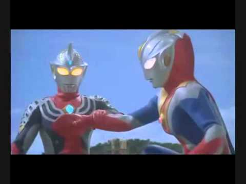 Ultraman Cosmos Blue Planet Part 3 video