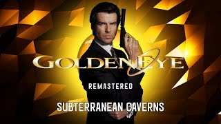 Goldeneye 007 OST - Caverns (Remastered)