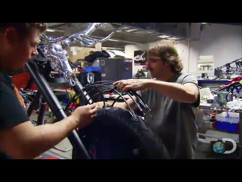 In Hot Water | American Chopper