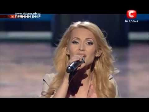 Aida Nikolaychuk -  Woman in Love  - [ X- Factor-3 ]