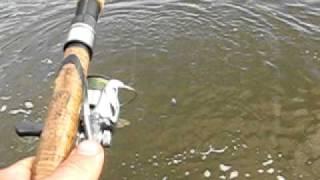 видео рыбалка на хариуса на балду на енисее видео