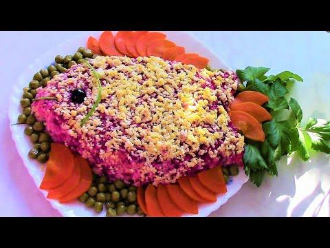 Ленивая шуба салат рецепт 5