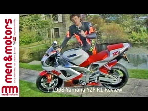 1998 Yamaha YZF R1 Review