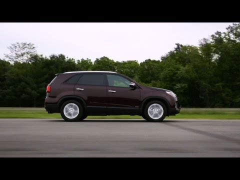 2014 Kia Sorento quick take from Consumer Reports