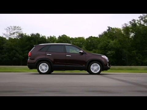 2014 Kia Sorento quick take from Consumer Reports