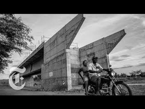 The Transnordestina: Brazil's Unfinished Mega Railroad | The New York Times