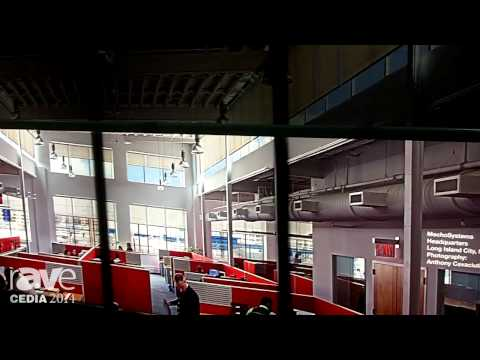 CEDIA 2014: MechoShade Illustrates the Use of MagnaShade