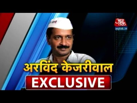 An Exclusive With Arvind Kejriwal