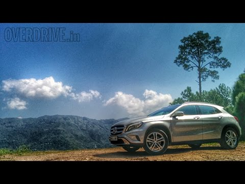 2014 Mercedes-Benz GLA India first drive review