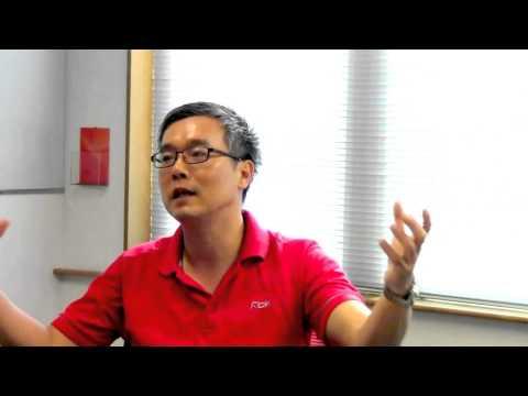 Chemists in Industry - Mr George Lam (GlaxoSmithKline)