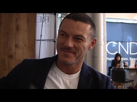 'Beauty and the Beast': Luke Evans Talks New Songs, Josh Gad, and Singing Live on Set