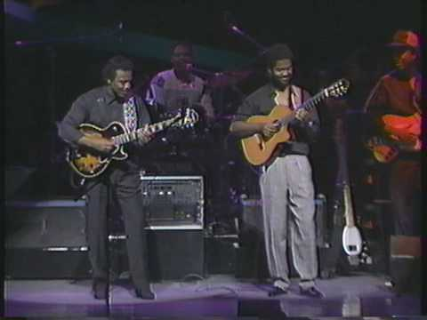 George Benson & Earl Klugh Dreamin` video