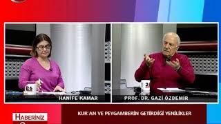 Haberiniz Olsun | Prof.Dr. Gazi Özdemir