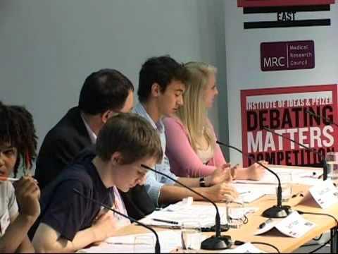 Debating Matters UK: Presumed Consent