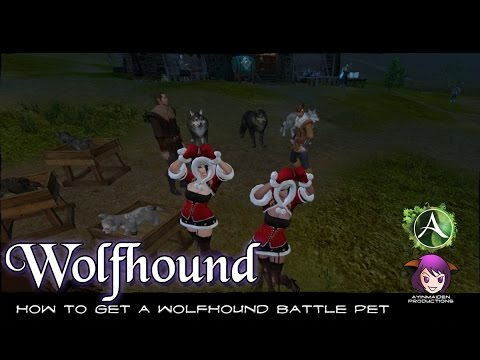 ★ ArcheAge ★ - How to get a Wolfhound Battle Pet
