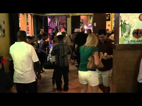Taberna Los Vazquez Latin Dance Party Bar Live Music Salsa Mamba Puerto Rico