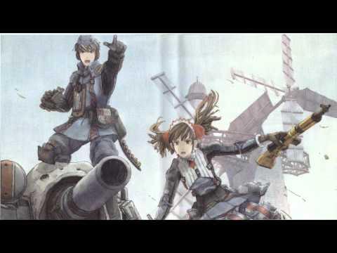 Valkyria Chronicles Anime Opening Full