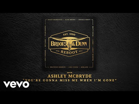 Download  You're Gonna Miss Me When I'm Gone with Ashley McBryde Audio Gratis, download lagu terbaru