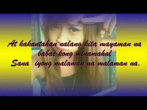 Kahit Malabo - Cayeen Ocampo (hambog Hd Lyrics) video