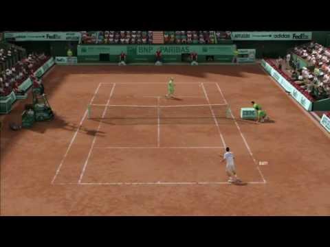 Novak Djokovic - David Goffin | 1st Round French Open | Highlights 28.05.2013 Grand Slam Tennis2