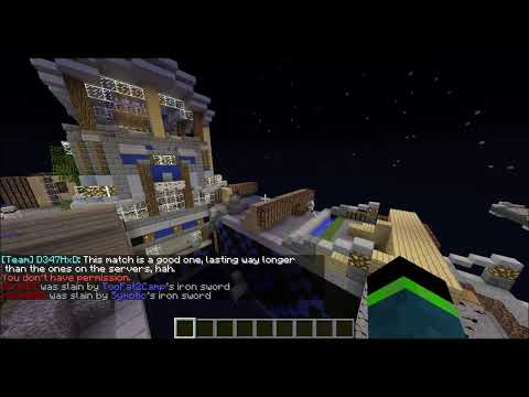 Project Ares & Hungercraft Tournament Round 3 - Race for Victory 2 - Minecraft - Nadastorm