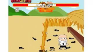 CHƠI GAME Gunbound thời 9x game vui nhộn giải trí, nhiều game hay vui nhộn, video Gunbound thời 9x
