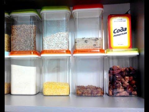 Флай леди - 15 минут уборки кухонных шкафчиков