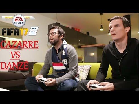 Julien Cazarre sur FIFA 17 #2 | VS Romain Danzé (ft PG Ntep)