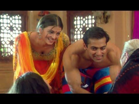 Aishwarya Rai unable to tolerate Salman Khan - Hum Dil De Chuke...