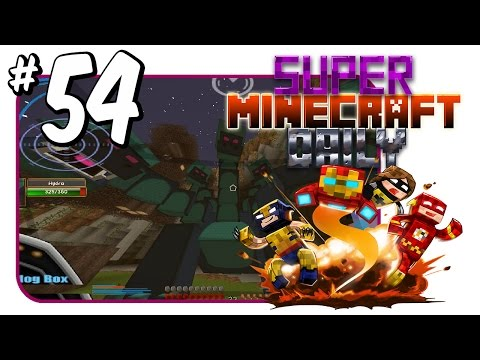 3 Bosses. One Episode   Super Minecraft Daily   Ep.54