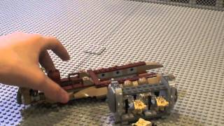 LEGO Star Wars The Battle of Naboo 7929 Review