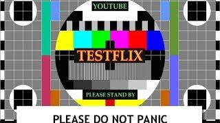 TESTFLIX Teaser - Test Card Apology - 2015