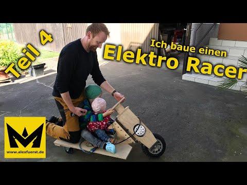 Ich baue einen Elektro Racer #4 - Der erste Funktionstest steht an