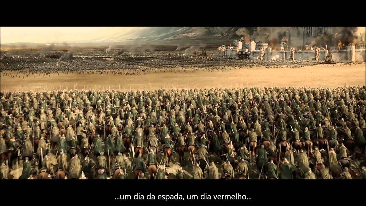 Senhor Dos Aneis Wallpaper o Senhor Dos Anéis Batalha