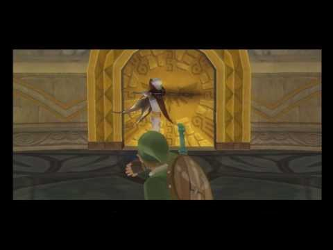 Zelda:Skyward Sword [Dolphin Wii motion plus test]