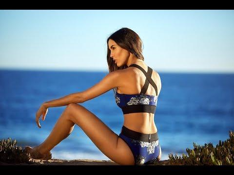 Susy Diab Swimwear Shoot by Gabriel Villalobos