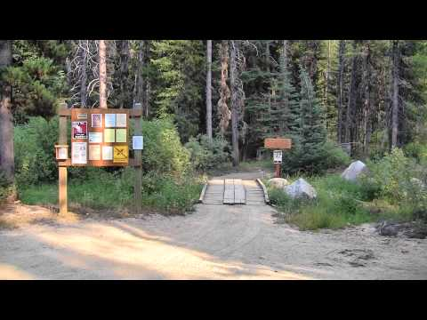 Ruby Meadows Trail Head Video