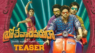 Brochevarevarura Movie Review, Rating, Story, Cast & Crew