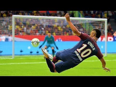 ЛУЧШИЕ ГОЛЫ ДЕКАБРЯ FIFA 18