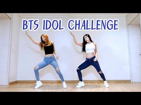BTS(방탄소년단) IDOL practice ver Waveya #idolchallenge