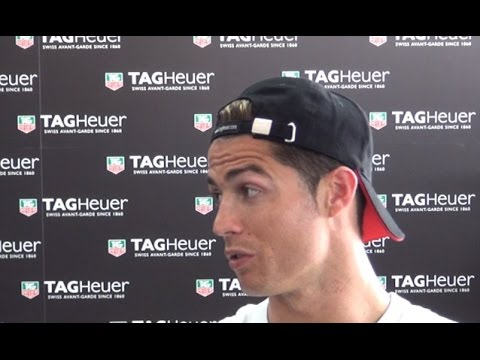 Cristiano Ronaldo - I Wish To Return To Manchester United One Day, In The Future You Never Know video