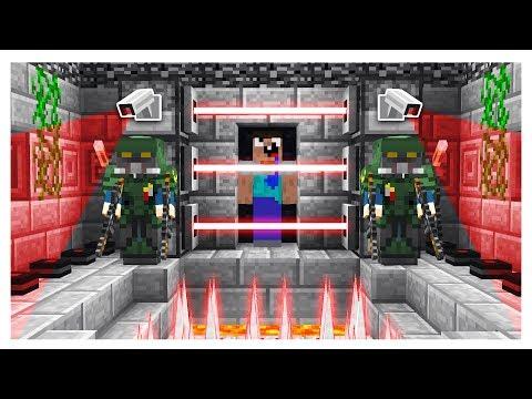 ESCAPING THE WORLD'S MOST SECURE PRISON! (Minecraft Prison Escape)
