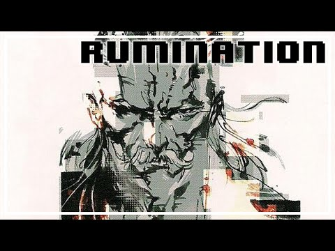 Archengeia's Ruminations: Metal Gear Solid 4 Guns Of The Patriots video